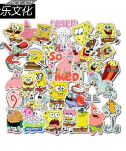 Computer-Toy Trolley Laptop Cartoon Stickers Motorcycle-Phone Travel Anime 10/30/50pcs