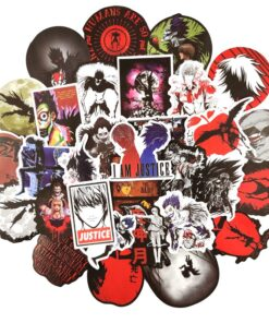 10/30/50pcs/pack Note-Stickers Guitar Notebook Car-Helmet Gift-Box Skate-Trunk Bicycle