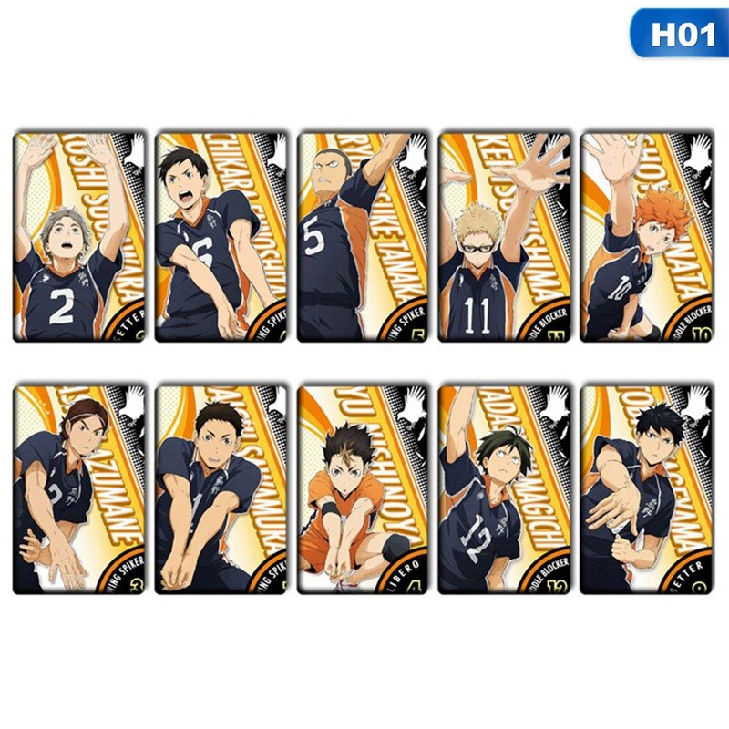 Phone Laptop-Sticker Bus-Card Anime Scrapbooking Funny Vintage Cosplay Pack Fans