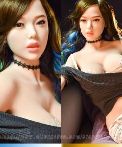 Huge Breasts Sex-Toys Doll Adult Anime Silicone Sexy Real Love Japanese 145cm for Men