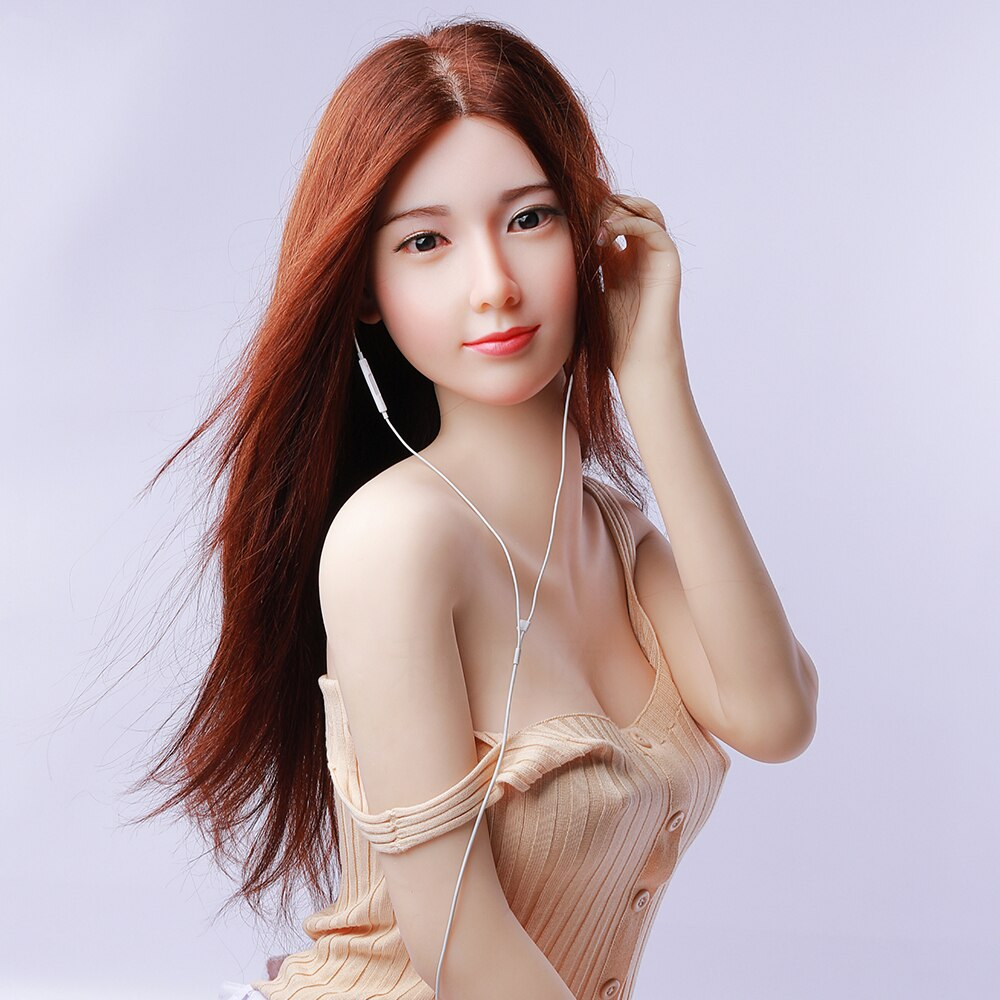 Toys Robot Sex-Dolls Vagina Japanese Anime Realistic Silicone Sexy Adult Life Big Breast