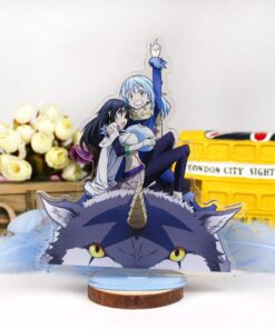 Model-Toy Action-Figure Slime Acrylic-Stand Anime Reincarnated Decoration Collectible-Toys