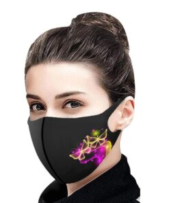 Face-Mask Anime Eye-Patches Mascarillas for Women Adult-Storage -1pc Earloop Earloop