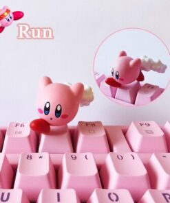 1pc Personalized Keycap Lovely Anime Stereo Key Cap Personality Mechanical Keyboard Cap