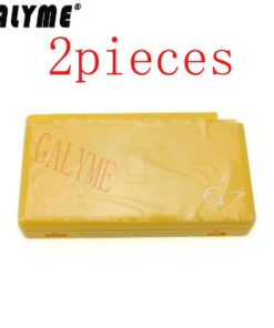 Housing-Shell-Case-Kit Yellow Game-Console Lite Nintendo Ds with Screws for NDSL 2pieces-Hot-Anime