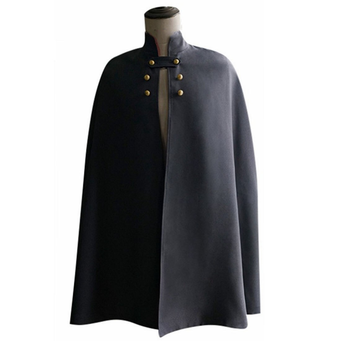 Cape Cosplay-Costume Wirt Made-Over-The-Garden-Wall Mantle
