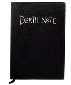 Writing Journal Book Note-Planner Dead-Note Anime Diary Death Cosplay Ryuk Cartoon Large