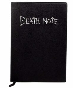 Note-Planner Necklace Anime And
