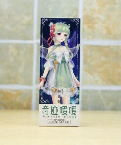 Paper Bookmark Miracle Nikki Anime Stationery New Message-Card 32pcs/Set