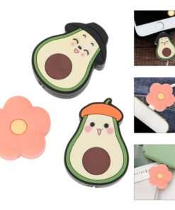 Organizer Holder Cable-Protector Winder-Cover Protective-Cable Data-Line-Cord Anime iPhone 11