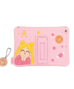 Anime Cute Sailor Moon Soft Silicone Tablet Stand Case For iPad Air 1 2 3 Mini 4 5 Pro