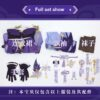 Cosplay Costume Genshin Impact Dress Party-Outfit Anime Halloween Lovely Game for Women