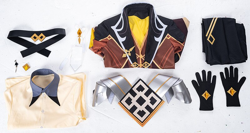 Cosplay Costume Party-Outfits Genshin Impact Game-Suit Anime Carnival Halloween Custom-Made