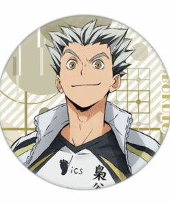 Haikyuu-Brooch Badge Volleyball Backpacks Collection-Badge Cosplay-Pin-Accessories Anime
