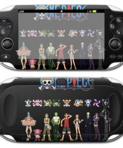 Sticker Skins PSV1000 Video-Game Play-Station Ps Vita Vinyl Anime Ptotector Decal-Cover