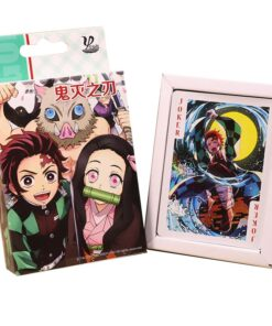 Board-Game Poker-Ghost Playing-Card Adult Door Anime Tanzhilang Kitchen Cartoon
