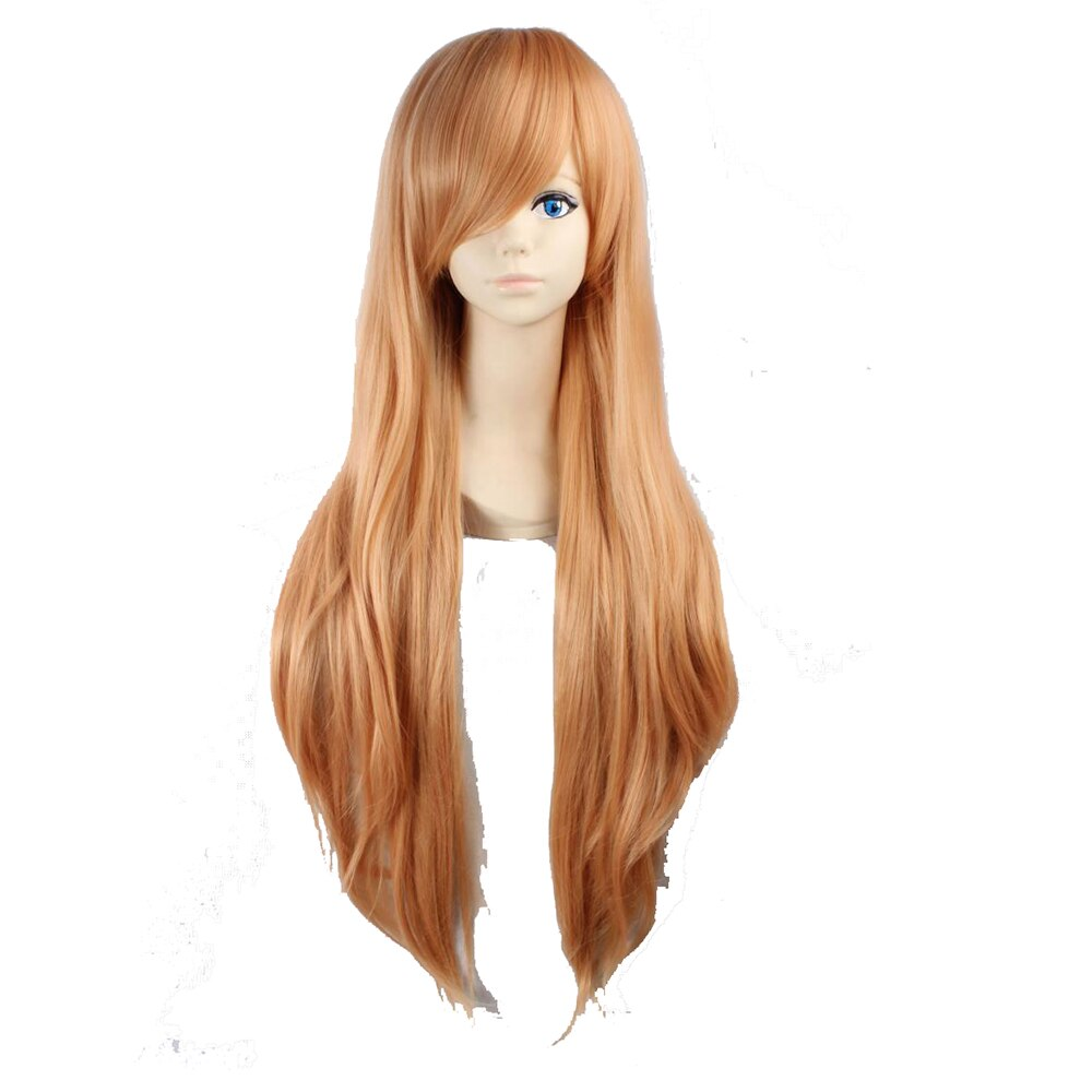 Cosplay-Costume Asuna Role-Play-Wigs Anime Halloween Party Women Synthetic Sword-Art