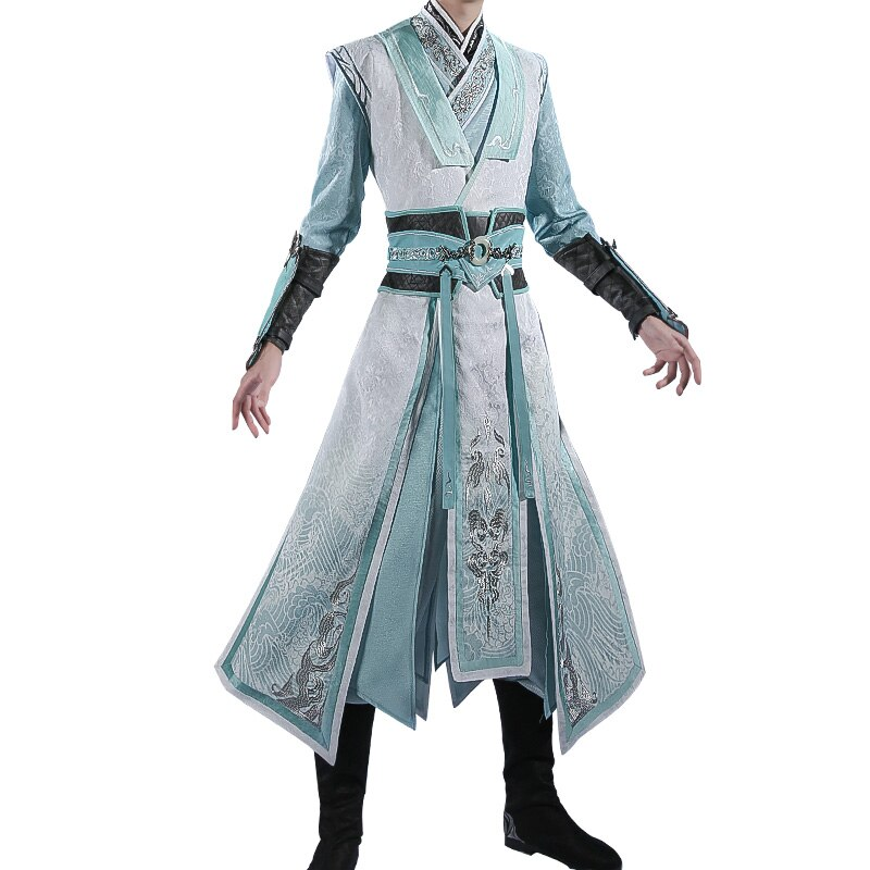 Cosplay Costume Luo Anime Chinese Self-Rescue-System Ancient Villain Binghe