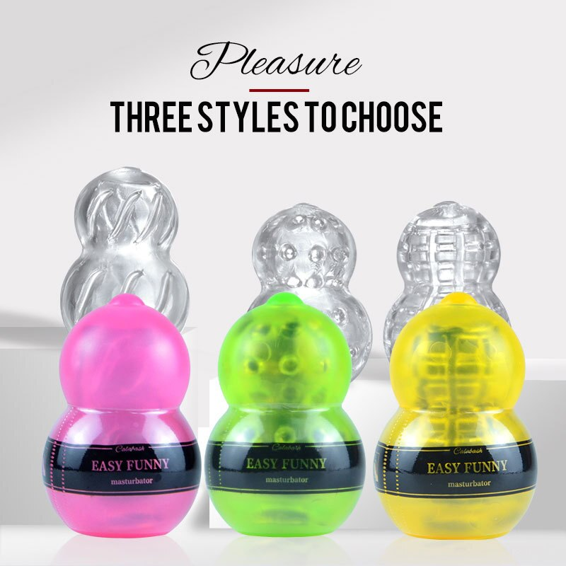 Airplane-Cup Masturbation Sex-Dolls Anime Portable Sexy Male for Men Gourd Egg-Egg Calabash