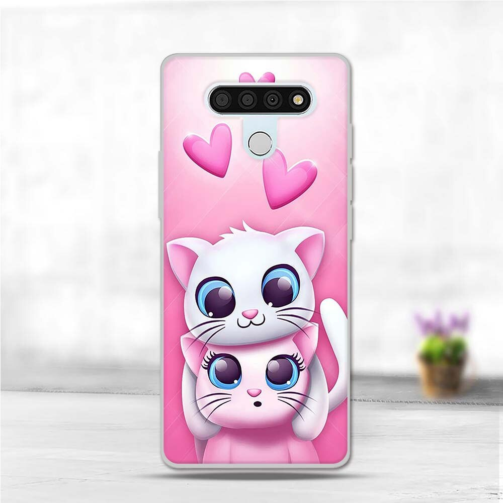Case For LG Stylo 6 Phone Case Silicone Soft TPU Cover For LG Stylo 6 6.8 inch Back Cover
