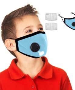 Mouth-Mask Eye-Patches Cycling Children Mascarillas Face for Masque --Anime-Masks Mondkapjes