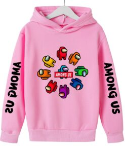 Hoodie 3D Sweater Anime Girl Children's Casual Boy Ghost-Blade Cosplay