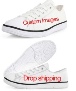 Canvas-Shoes Independent-Design Math-Printing Female Breathable Casual Women Anime Low-Top