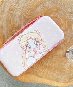 Storage-Bag Switch Carry-Protective-Case Game-Console Nintendo Anime Travel Portable