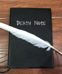 Book Note-Planner Anime Diary Death Dead-Writing Ryuk Cosplay Large Fashion Lovely Cartoon