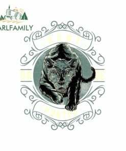 EARLFAMILY 13cm x 10.2cm for Hunt or Be Hunted Lion Decal Windshield Trunk Car Stickers