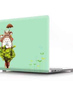 HRH Japanese Anime Totoro Laptop Body Shell PC Hard Case for Mac Air Pro Retina Touch