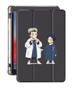 Haikyuu Japan Anime Case For iPad Air 4 2 Mini 5 Case For iPad Pro 11 2020 Cover With