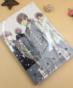 Painting-Book Picture-Album Ten-Count-Collection Art Japanese Takarai Anime Colorful