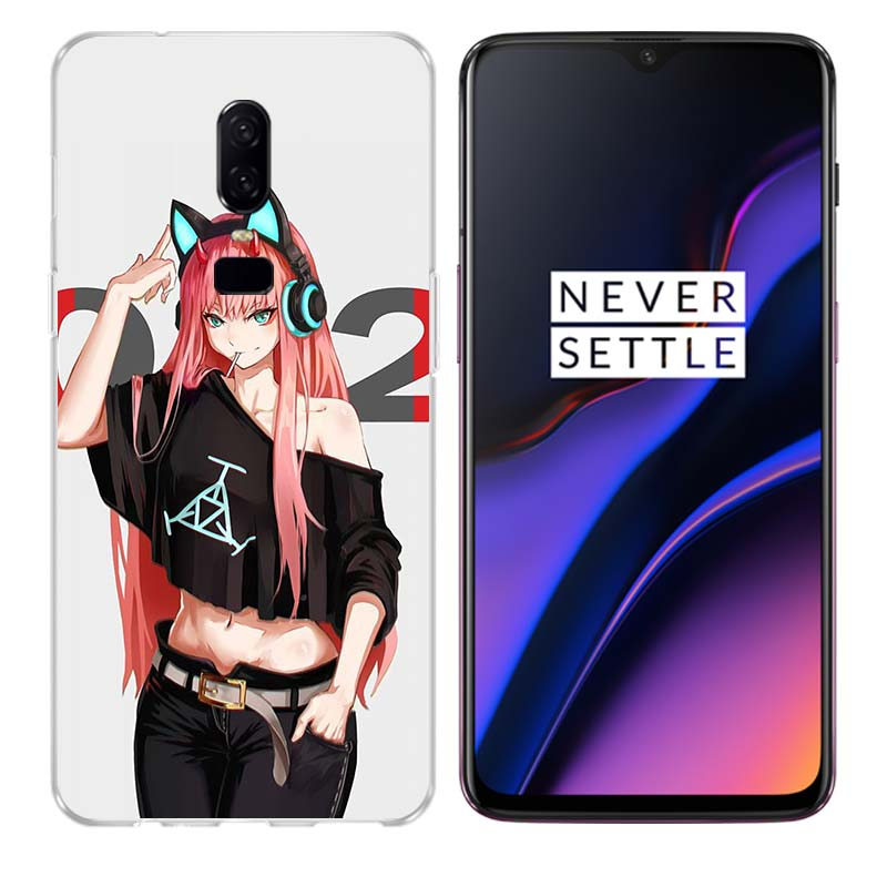 LEWD Sad Japanese Anime Phone Case For OnePlus 3 3T 5 5T 6 6T 7 7T Pro Cover For One