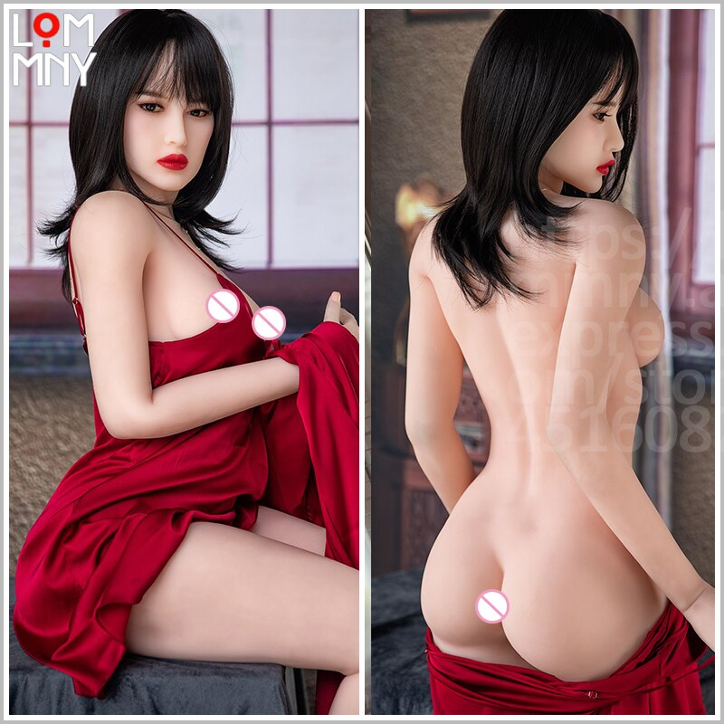 Doll Soft-Breasts LOMMNY Pussy Skeleton Oral-Vagina Realistic Full with Adult Anime