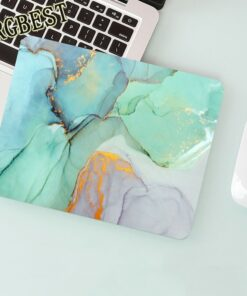 MRGBEST Promotional Design 18X22CM Gaming Padmouse Marble Delicious Ice Cream Table Mat