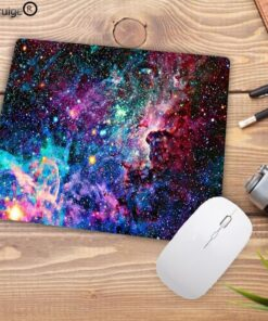 Mairuige 220*180*2mm Promotion Russia country Colorful Space Mousepad Gaming Speed Speed