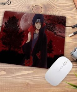 Mairuige Cartoons Japanese anime Laptop Gaming Speed Mice Mousepad Size for 18x22x0.2cm