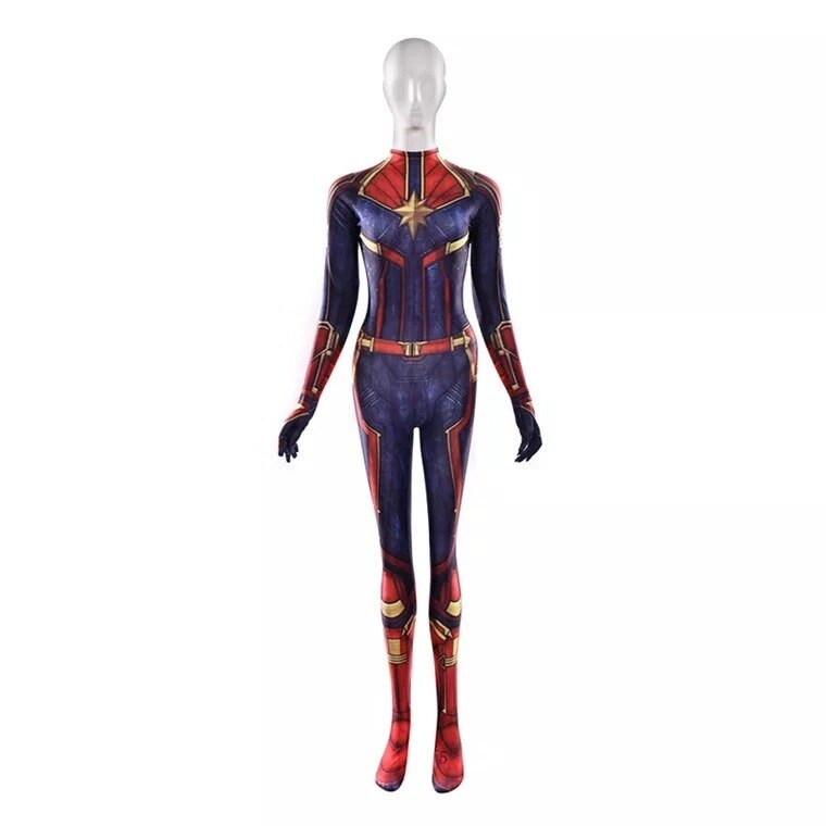 Anime Cosplay Party-Costume Marvel Adult-Suit Halloween Children's Garment Tight