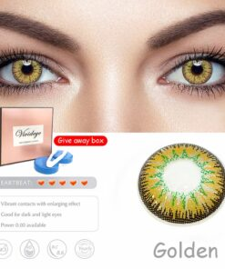 Contact-Lens Cosmetic Lenses Cosplay Anime Beautiful Multi-Colored Halloween Gray Pink