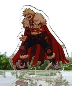 Fans Academia Ornaments Acrylic-Stands Gift Anime Size-Characters New Hero My Around