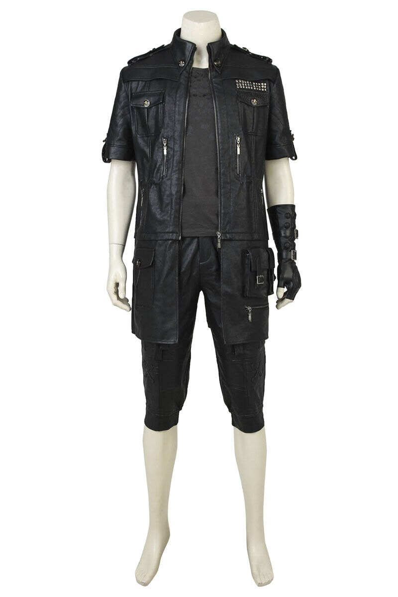 Halloween Outfit COSPLAYONSEN Final Fantasy Noctis Costume Adult Suit Custom-Made FF15