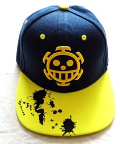 Hat Mark Skull Luffy Chopper/monky-D Outdoor-Cap One-Piece Anime with Embroidery Law
