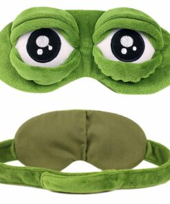 Blinder-Tools Eyes-Cover Eye-Mask Sleeping-Rest Gift Funny 3D Cute Cartoon Anime Outtop