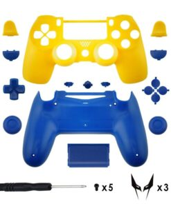 Whole-Replacement-Case Anime RETROMAX PS4 040/playstation4 with Buttons for Jds Pro/slim