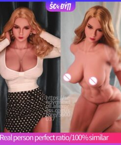Toys Sex-Dolls Vagina Anime Realistic Life-Breast Adult Silicone Sexy Full-Oral 148cm