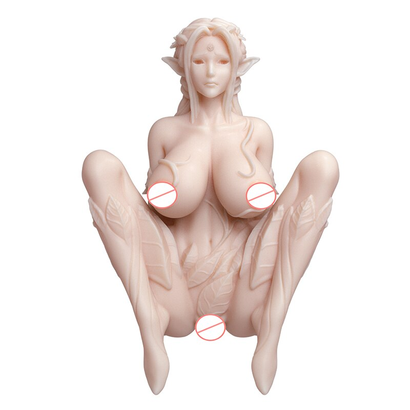 Sex-Doll Artificial-Vagina Real-Pussy Anime Silicone Adult Male Masturbator for Men