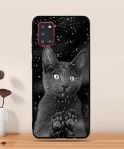 Soft Cases For Samsung Galaxy A31 Case Silicone Cover For Samsung A31 A 31 SM-A315F Phone