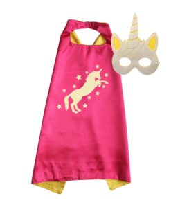 Superhero Capes for Birthday Party Dress Up Anime Cosplay Halloween