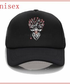Snapback Hat Sumie Bucket Hat-Your-Logo Cross-Ponytail God Here Deer Princess Cap Fitted-Hat
